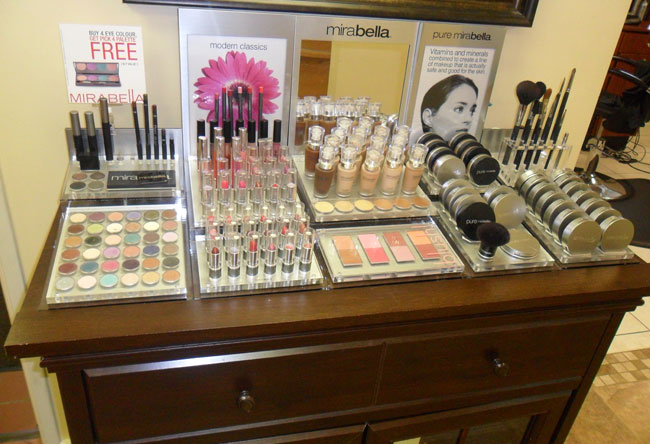 Mirabella Make-up